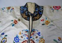 Antique Chinese Silk Embroidered Robe (7 of 9)