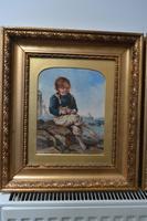 Pair of John McGhie Scottish Oil Paintings (3 of 9)