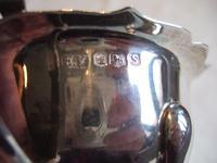 Silver Sauce Boat Hallmarked Sheffield 1960 (3 of 4)