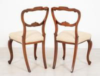 Pretty Pair of Rosewood Side Chairs (6 of 7)