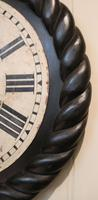 Large Electric Dial Wall Clock (4 of 6)