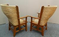 Pair of Small Orkney chairs (3 of 6)