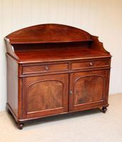 Late 19th Century Mahogany Sideboard (10 of 10)