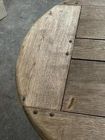 Super Rustic French Oval Farmhouse Dining Table (26 of 36)