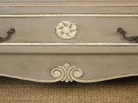 Attractive Hand Painted French Chest of Drawers (7 of 8)