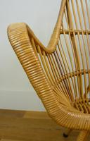 Good Vintage Wicker Rattan Sofa By Rohé Noordwolde (8 of 14)