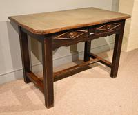 19th Century Provencal Prep Server Table Pine (2 of 5)