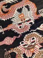 Antique Tibetan Dragon Rug (8 of 9)