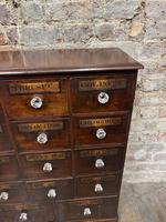 Authentic Chemist Drug Cabinet (5 of 6)