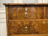 Superb Quality Walnut Chest of Drawers (2 of 18)