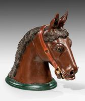 Early 20th Century Horse Head Mount (6 of 6)