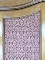 Large Pale Oak Armoire Wardrobe – Knock Down Flat Pack (9 of 17)
