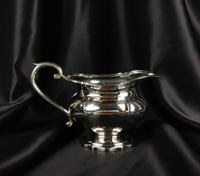1930's Three Piece Silver Tea Set by Walker & Hall (8 of 21)
