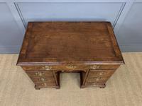 18th Century Burr Walnut Kneehole Desk (11 of 14)