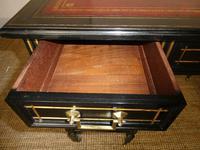 English Aesthetic Kneehole Writing Desk (6 of 10)