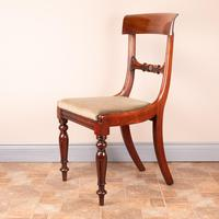 Set of Eight 19th Century Mahogany Dining Chairs (12 of 26)