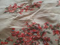 Two Square Victorian Kashmir Shawls (9 of 9)
