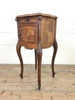 Antique French Marble Top Side Cupboard (4 of 9)