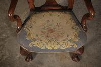 Small Queen Anne Style Childs Chair (9 of 9)