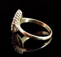 Victorian Ruby & Diamond Navette Ring (7 of 14)