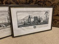 Set of 9 Framed Prints of Historic Castles & Abbeys (9 of 10)