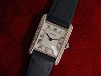 Cartier Diamond Wristwatch (3 of 5)