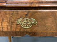 Burr Walnut Double Dome Topped Display Cabinet (4 of 18)