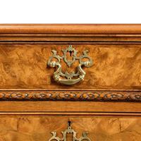 Burr Walnut Desk by Gillows (5 of 5)