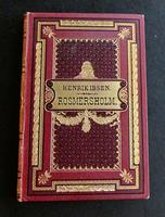 1886 1st Edition Rosmersholm by Henrik Ibsen