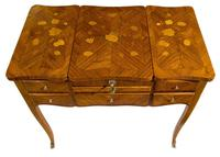 Suite of French Walnut & Floral Marquetry (5 of 20)