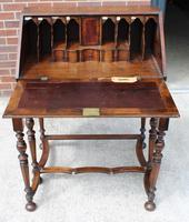 1850s Early Style Walnut Bureau (3 of 7)