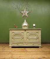 Large Gustavian Style Painted Coffer Blanket Box, Scandanavian Painted Chest (13 of 20)