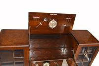 Vintage Art Deco Drinks Cabinet 1930s Furniture (4 of 10)