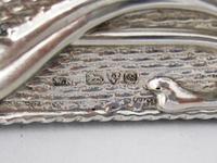 Stylish Chester Silver Art Nouveau Style Photo Frame (4 of 7)