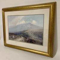 Original Dartmoor Watercolour by Frederick John Widgery (4 of 15)