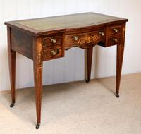 Inlaid Rosewood Writing Desk (5 of 11)