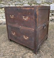 Antique Ship's Cabin Chest of Drawers (3 of 17)