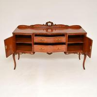 Antique French Inlaid Kingwood Sideboard (9 of 16)