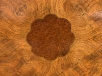 Burr Walnut Centre Table by Waring & Gillow (5 of 10)