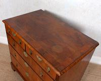 18th Century Chest of Drawers Swedish Inlaid Walnut (7 of 12)