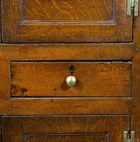 Quite Exceptionally Fine Late 18th Century Oak Cupboard (6 of 6)