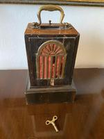French Campaign Carriage Clock by Leroy A Paris c.1830 (2 of 5)