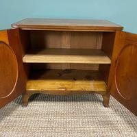 Quality Edwardian Mahogany Antique Cabinet (3 of 6)