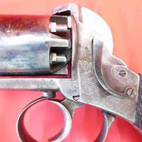 Webley Bentley Type Percussion Revolver (8 of 8)