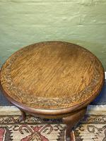 Carved Coffee Table (4 of 9)