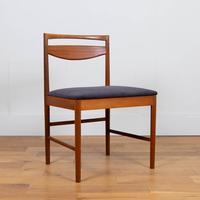 Set of 6 Mid Century Teak McIntosh Dining Chairs (10 of 12)