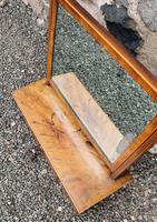 Georgian Mahogany & Inlaid Toilet Mirror (4 of 6)
