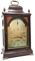 Antique Georgian Twin Fusee English Bracket Clock Verge Striking Clock by Fenwick L Shields (7 of 7)