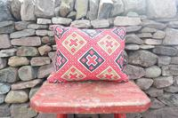 Early 20th Century, Antique Swedish Woven Textile, Geometric Patterned 're-stuffed cushions' (19 of 20)