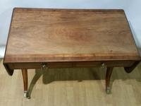 Regency Period Small Sofa Table c.1815 (7 of 9)